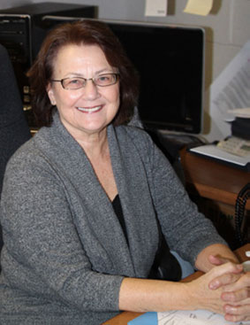 Marcia Sprout : Co-Director